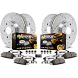 Power Stop K2164-36 Front & Rear Z36 Truck and Tow Brake Kit