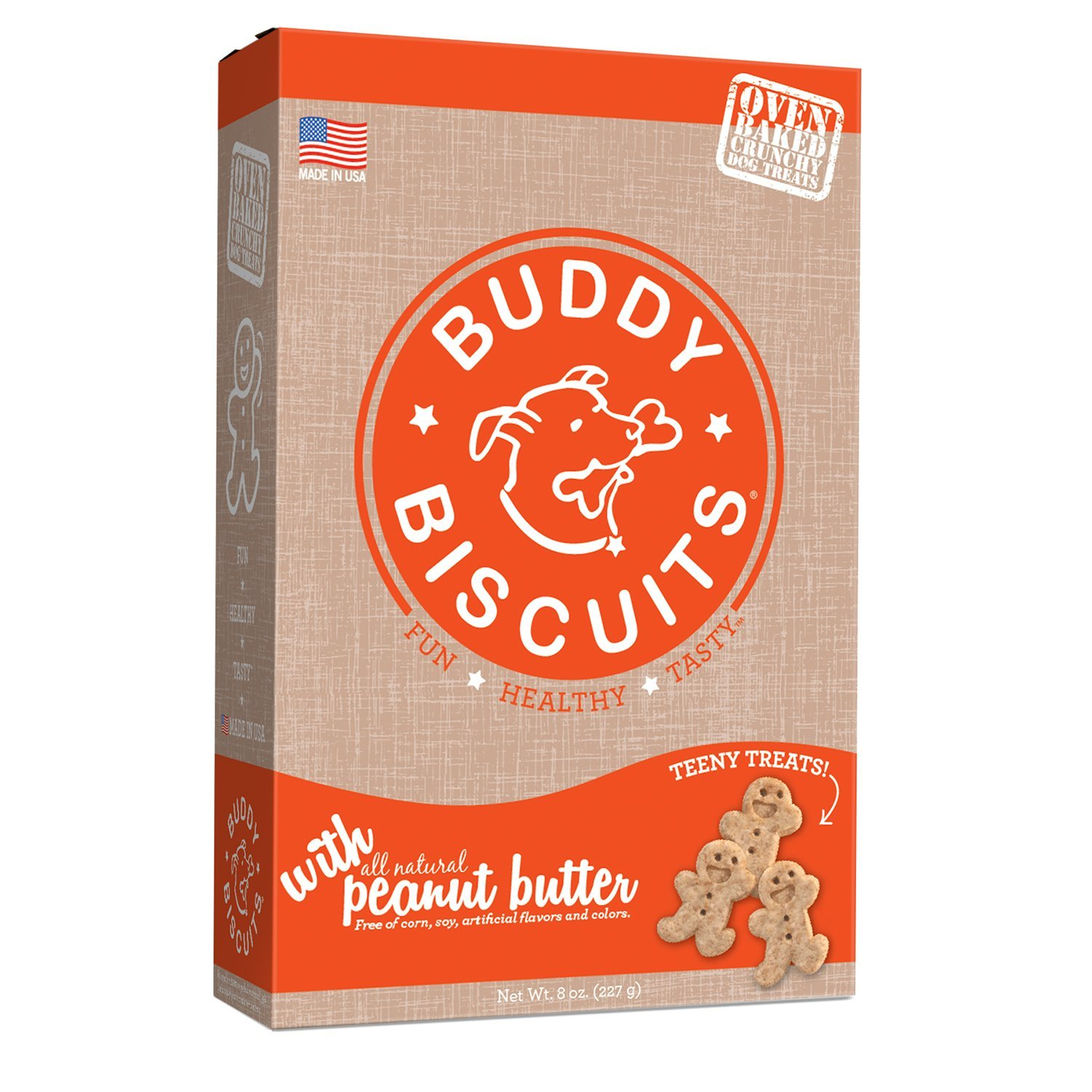 cloud star itty bitty buddy biscuits dog treats