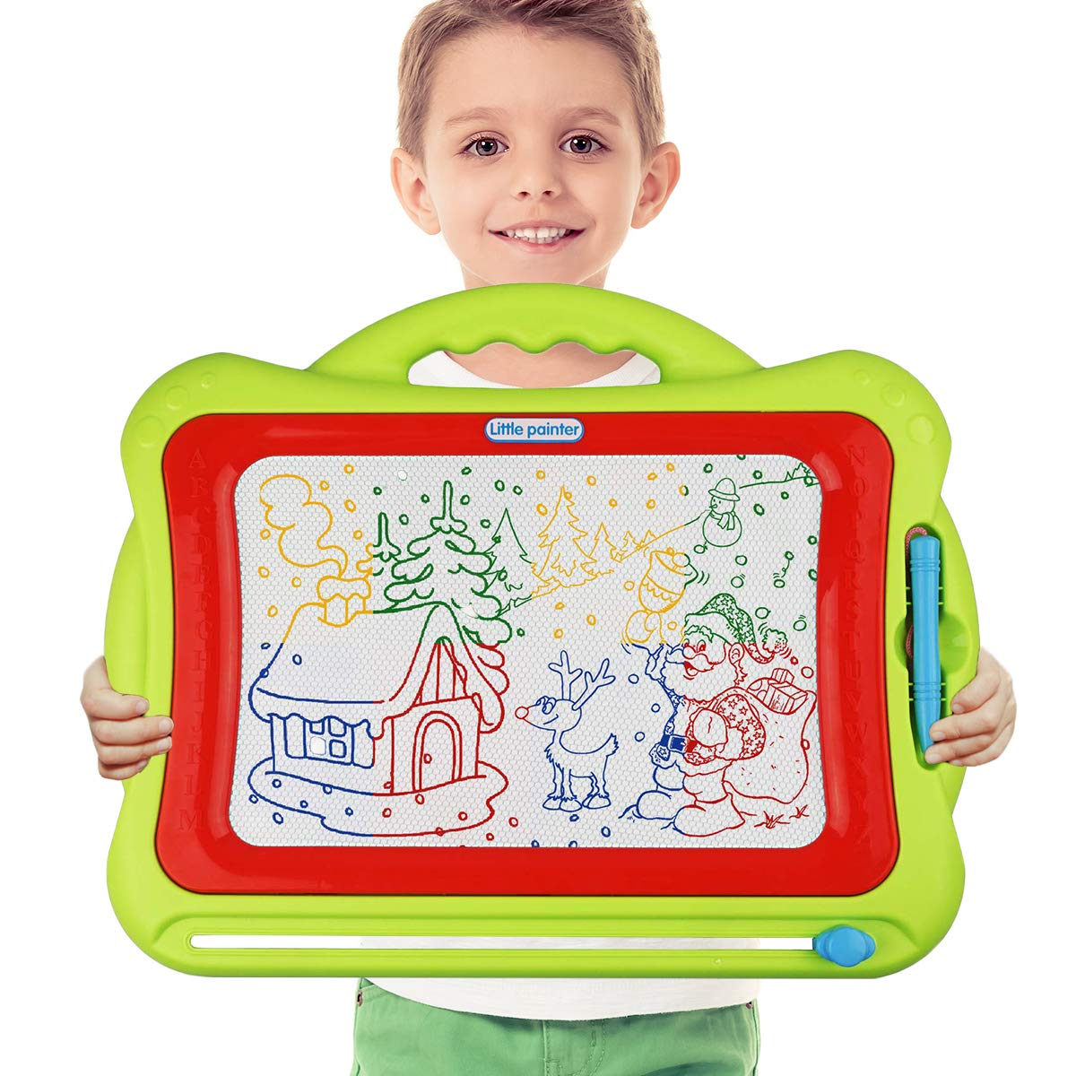 Meland Magnetic Drawing Board