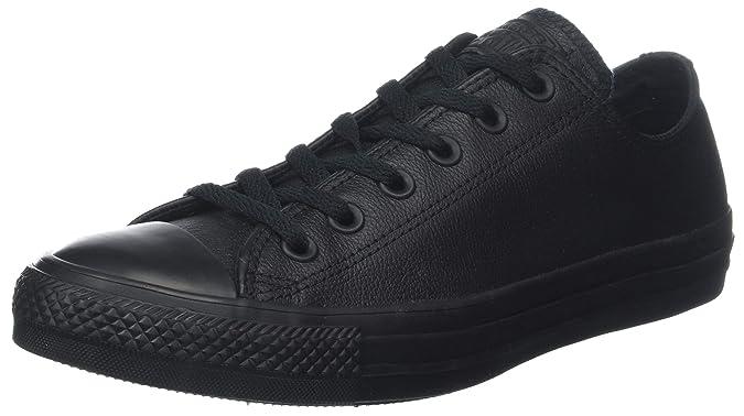 Converse CTAS OX 135253C Black Mono UK 3 8