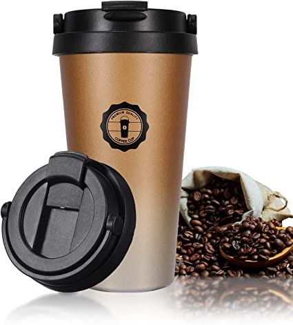 Isolierbecher Thermobecher Kaffee Tasse Reisebecher Kaffeebecher Thermo Mug