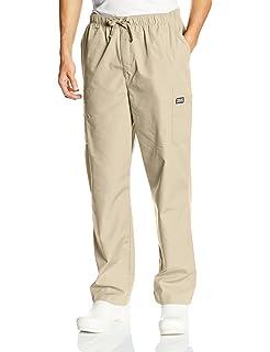 fa99b984a6 Cherokee WW Men s Drawstring Cargo Scrub Pant Pantalones quirúrgicos para  Hombre