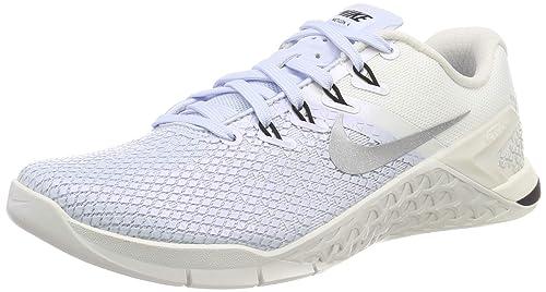 Nike Metcon 4 Xd Metallic, Zapatillas de Deporte para Mujer: Amazon.es: Zapatos y complementos