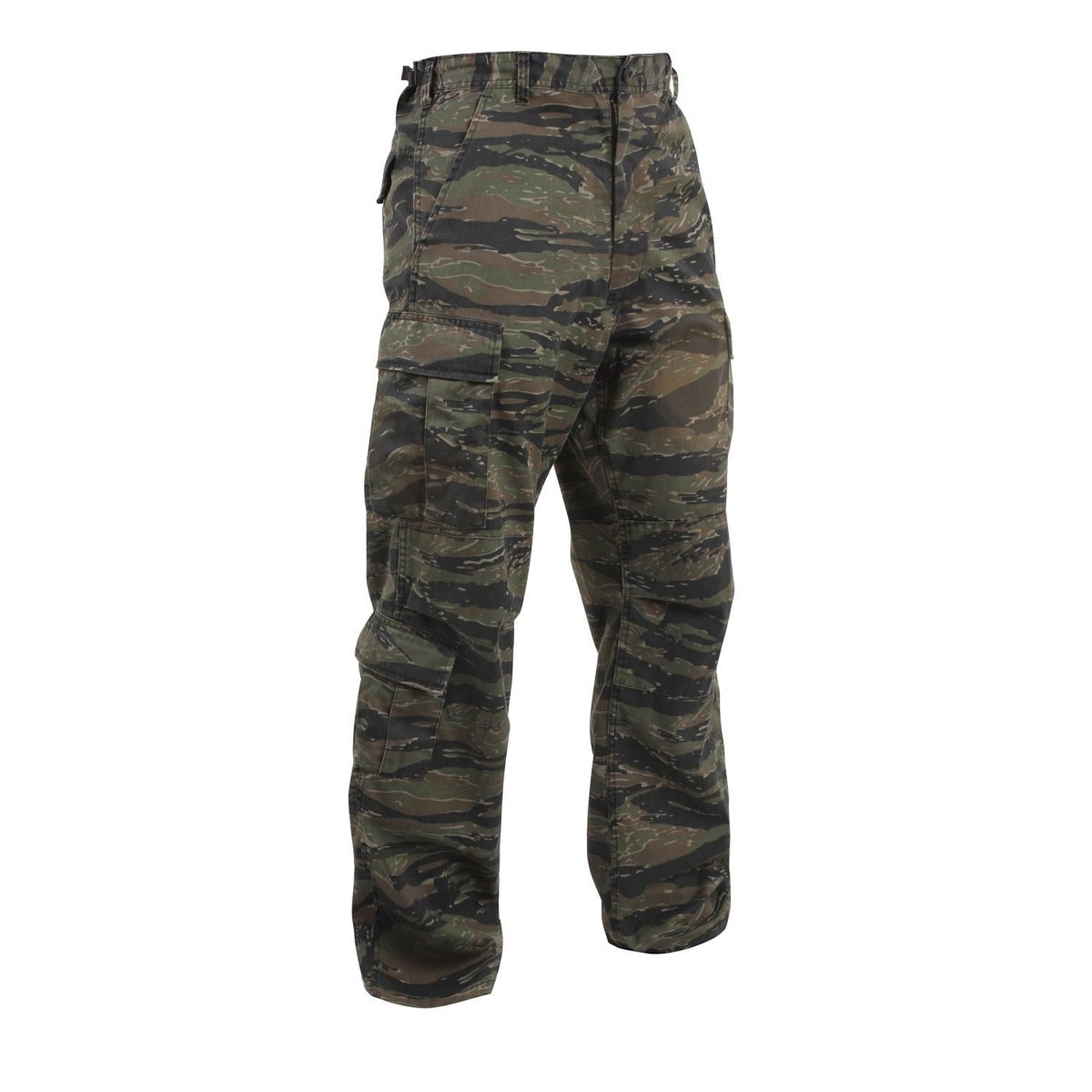 Rothco Vintage Paratrooper Fatigues, Tiger Stripe, X-Small 2710XSML
