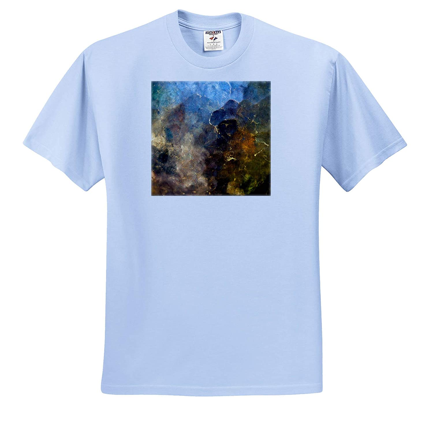 Image of Colorful Grunge T-Shirts Rough Bronze Texture 3dRose Alexis Photography Texture Metal