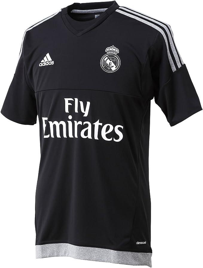 adidas 1ª Equipación Real Madrid CF 2015/2016 - Camiseta Oficial ...