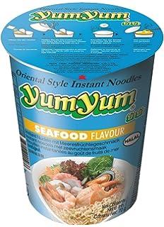 Noodles sabor Marisco - Fideos orientales sabor Marisco Yum Yum 12x70g