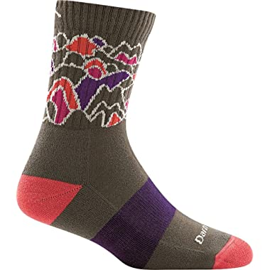 Darn Tough Coolmax Zuni Micro Crew Cushion Sock - Women's