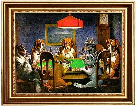 DOG ART PRINT A Bold Bluff CM Coolidge 20.75x14