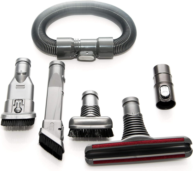 Pro Home + Car - Juego de accesorios para aspiradora de mano Dyson V8 V10: Amazon.es: Hogar