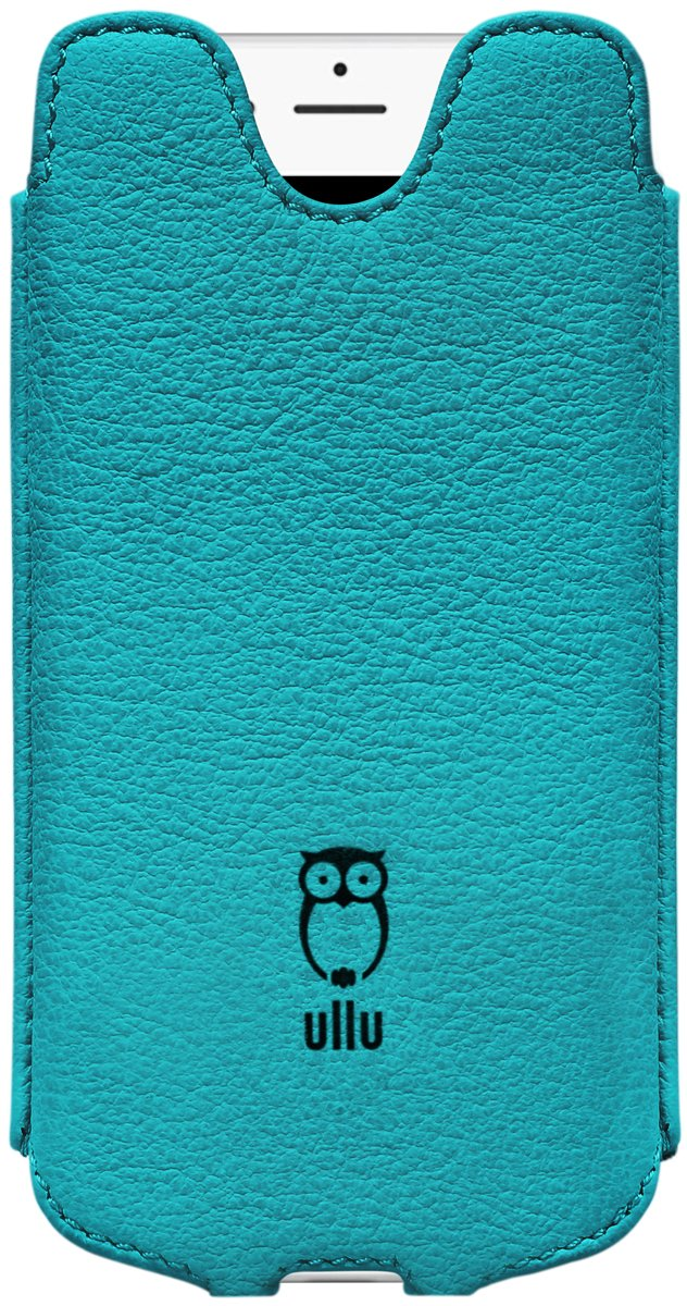 ullu Sleeve for iPhone 8 Plus/ 7 Plus - Turqish Delight Blue UDUO7PPL02 by ullu (Image #1)
