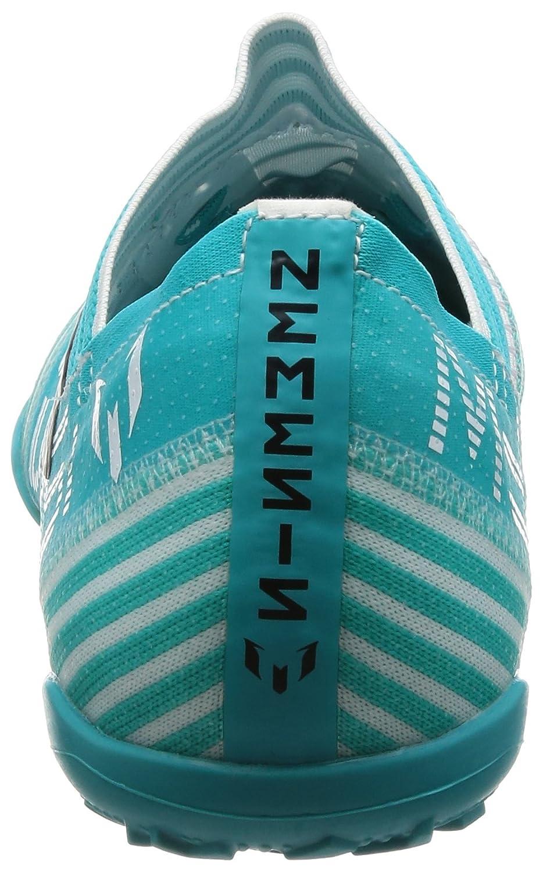 adidas Nemeziz Messi Tango 17.3 TF J, Botas de fútbol Unisex niños, (Ftwbla/Tinley/Azuene), 38 EU: Amazon.es: Zapatos y complementos