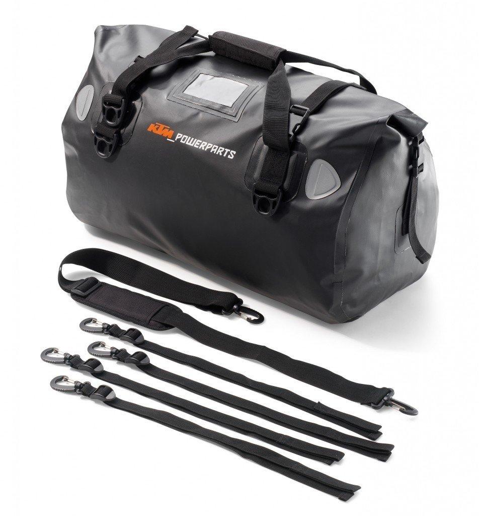 NEW KTM LUGGAGE BAG WATERPROOF DUFFLE BAG 990 ADVENTURE DAKAR ABS 60112078000