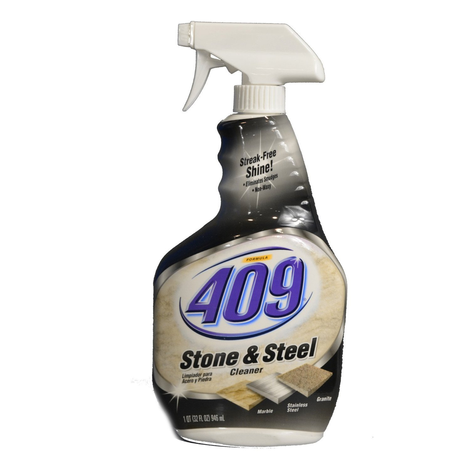 409 Stone and Steel Cleaner 32oz (2 pk) Clorox Co