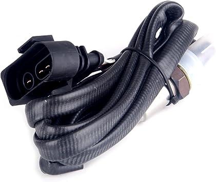 4Pcs Up//Downstream Oxygen Sensor Fit Audi Allroad A6 Quattro 2.8L 2.7L 2001 2000