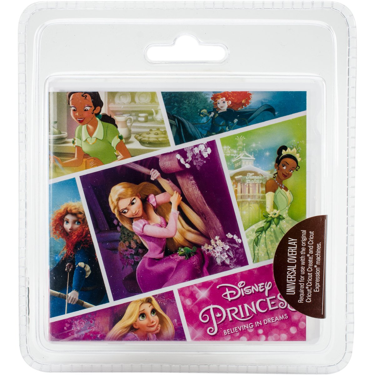 Cricut 2002881 Disney Princess Believing in Dreams Cartridges
