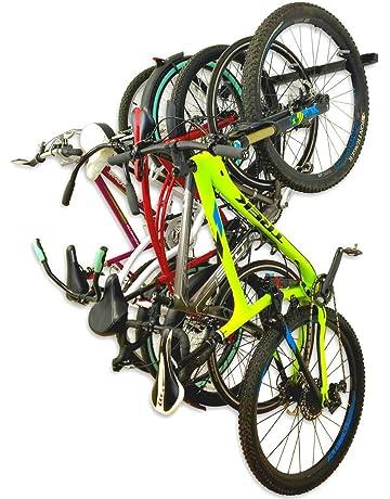 Omni Bike Storage Rack - Holds 5 Bicycles - Home   Garage Adjustable Bikes  Wall Hanger 6755d2061