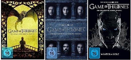 Game Of Thrones Staffel 5 7 567 Dvd Set Amazonde Peter