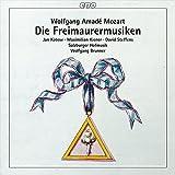 モーツァルト:フリーメイソンの音楽集