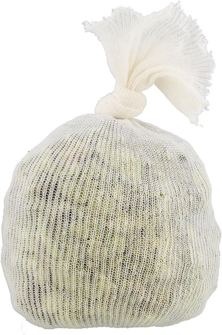Hops Bag Homebrew Reusable Mesh Strainer Bag Pack of 10 Muslin Cloth Steeping Bag BIAB Grain Bag Brew Bag