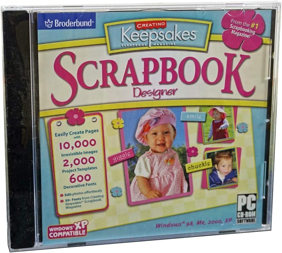Creating Keepsakes Scrapbooking Designer 71qfOrr-4FL