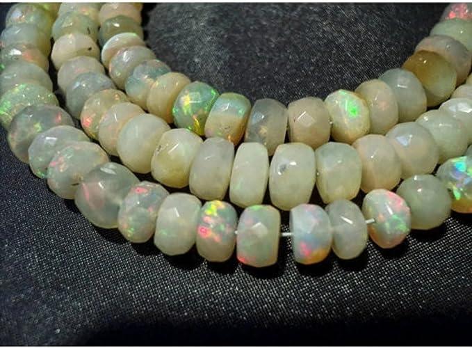 Multi Firing Ethiopian Opal Beads,Gemstone Beads,loose Stone Beads,Loose Opal Beads