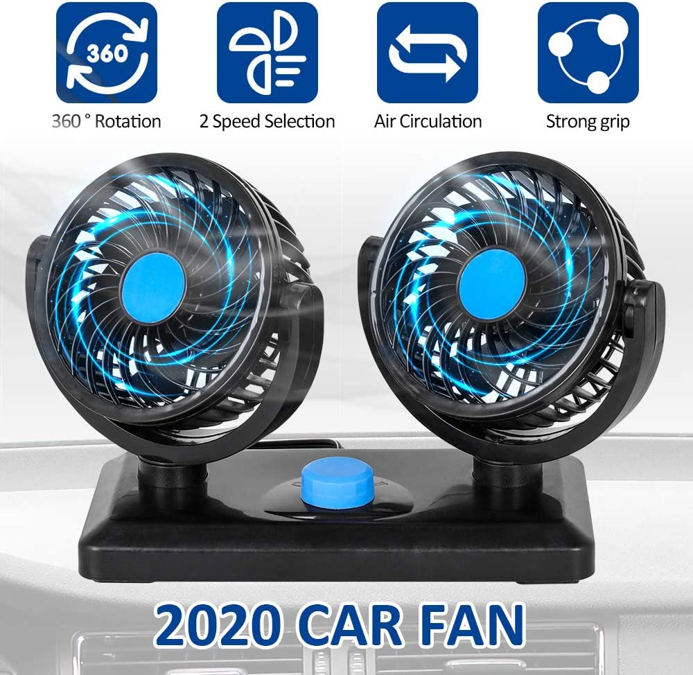 Amazon Coupon Code for 12V Car Cooling Fan