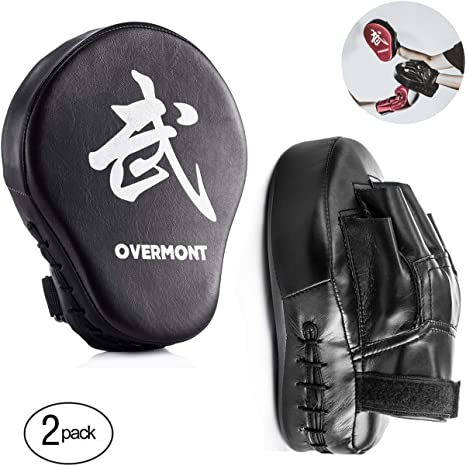 1 pack Karate Taekwondo Martial Arts Thai MMA Curved Kicking Shield Pad Target