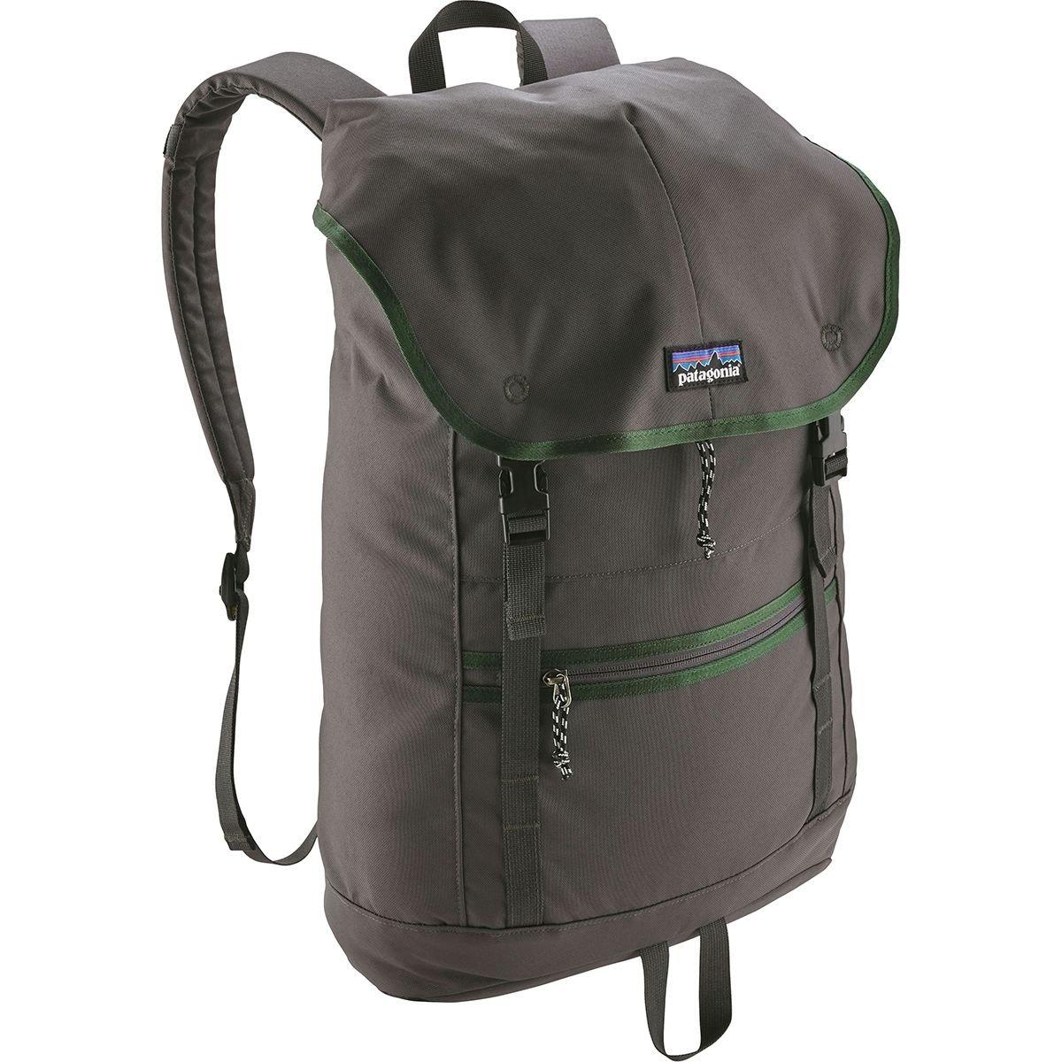 (パタゴニア) Patagonia Arbor Classic 25L Backpackメンズ バックパック リュック Forge Grey [並行輸入品] One Size  B07F9RN14K
