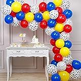 10 Invitaciones De Fiesta De Cumpleaños Infantiles