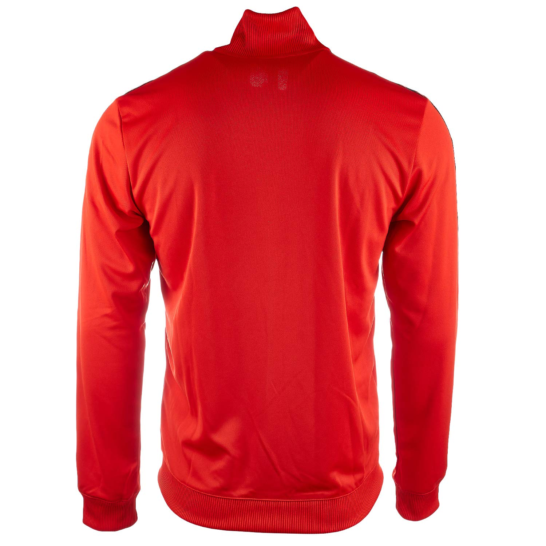 39737e2859 adidas Men's Soccer Tango Tan Tape Clubhouse Full Zip Jacket Track ...