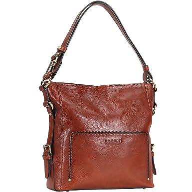 Vintage italian leather handbags