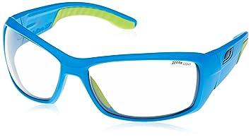 Julbo Run Zebra Light Photochromic Sunglasses Man, Mens, Run Zebra Light,  Bleu Cyan 3f752680395e