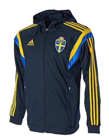 Adidas Schweden Sweatjacke Jacke Sweatshirt Hoodie