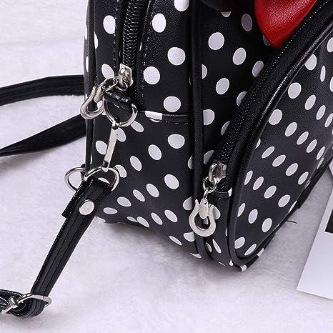 Amazon.com   TiaoBug Childrens Backpack Girls Cute Bow Tie ...
