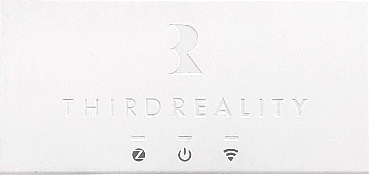 THIRDREALITY Smart Hub (with power adapter) - Smart Home Automation Hub, Compatible with Alexa and Google Home, enable your Zigbee devices