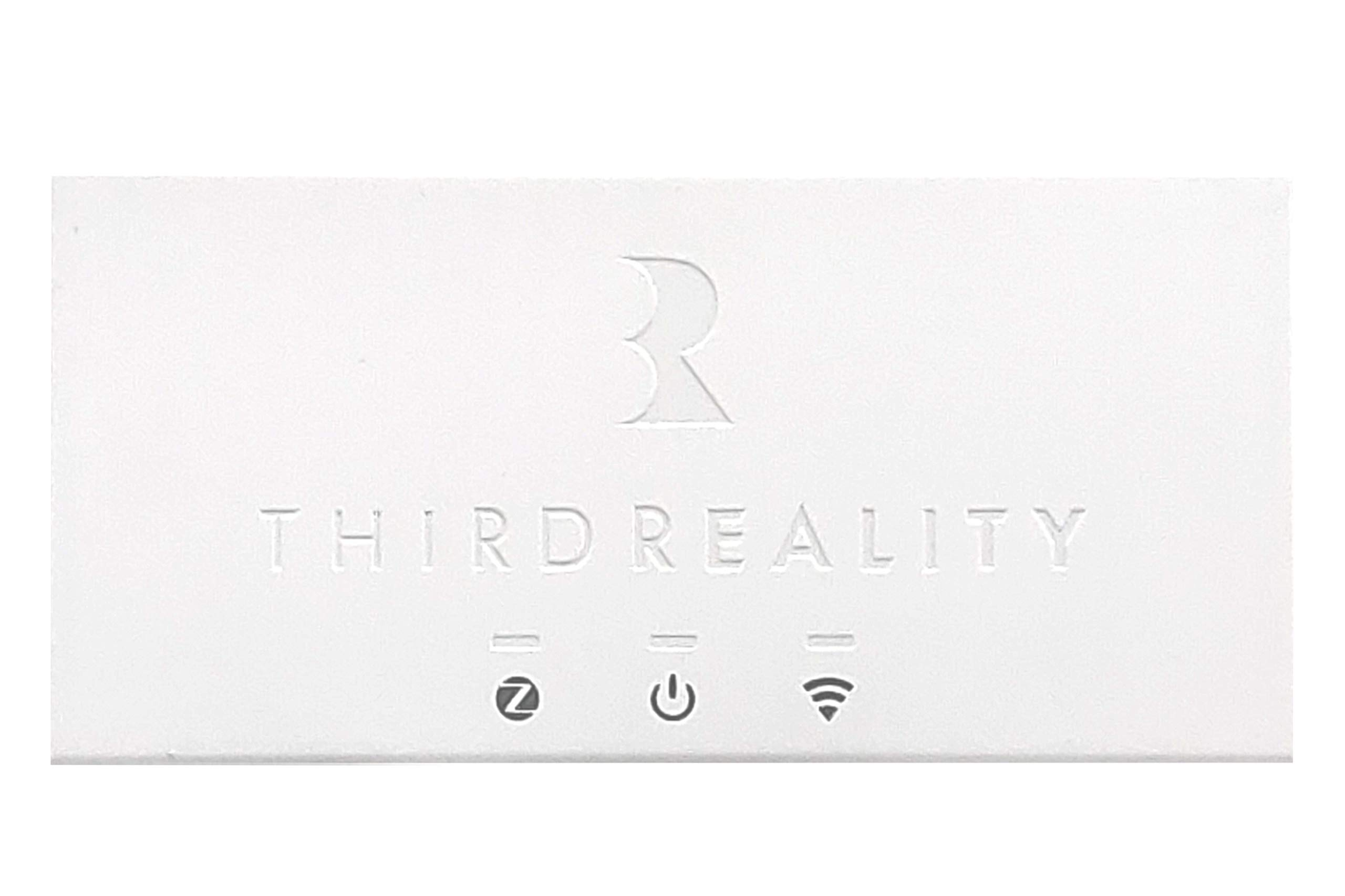 THIRDREALITY Smart Hub (with power adapter) - Smart Home Automation Hub, works with Alexa and Google Home, enable your Zigbee devices