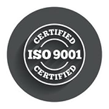 Mousepad ISO 9001 Certified Sign Certification Stamp