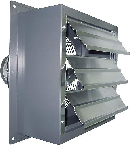 Canarm Wall Exhaust Fan – 20in. 1 3 HP, Model Number S20-F1