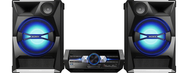 Sony Shake 33 - Microcadena de 2200 W (Bluetooth, NFC), negro: Amazon.es: Electrónica