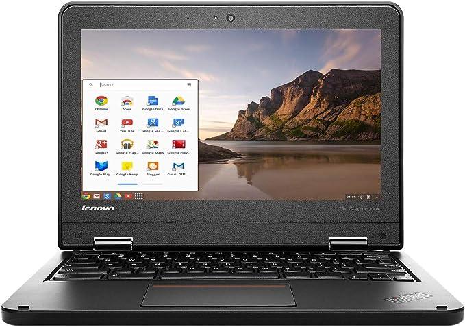 Lenovo ThinkPad Yoga 11e Chromebook 11.6 Inch Laptop PC, Intel Celeron N2930 1.83GHz, 4G DDR3L, 16G SSD, HDMI, Chrome OS(Renewed) | Amazon