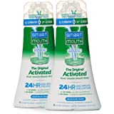 SmartMouth Original Activated Mouthwash, Fresh Mint - 16 oz - 2 pack