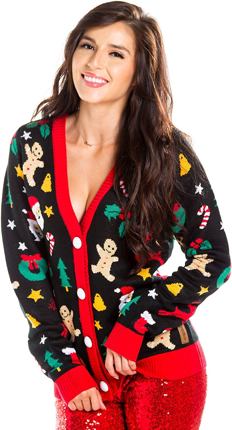 The Best Funny Food Christmas Sweater