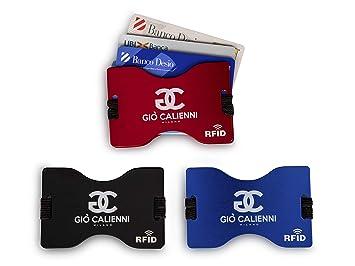 Soporte para Tarjeta de crédito RFID de Aluminio Giò ...
