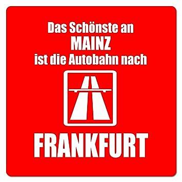 Artdiktat Auto Aufkleber Anti Mainz Das Schönste An