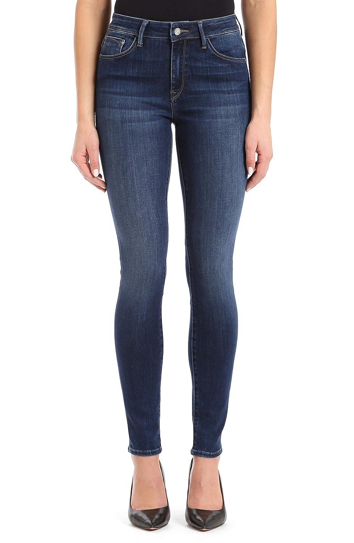 Mavi Womens Alissa High Rise Super Skinny Jeans