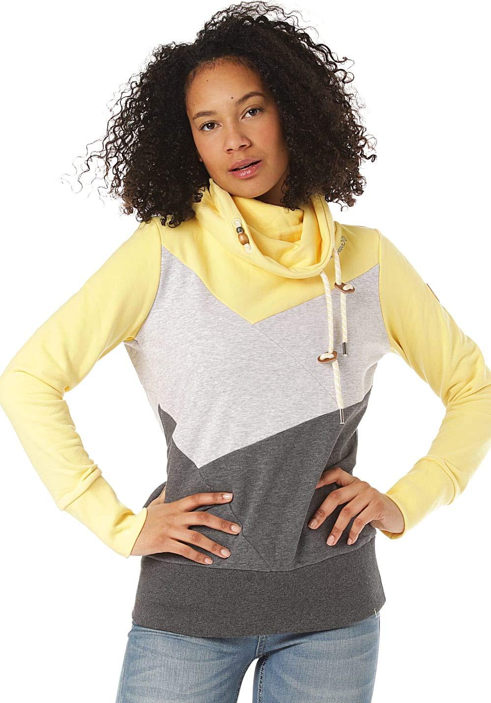 Klassiker Übergangsjacke NUGGIE B Farben Ragwear Women verschied