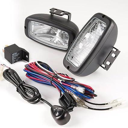 Wondrous Amazon Com Kiwav Sirius Sirius Ns11D Driving Lamps Lights Halogen Wiring 101 Tzicihahutechinfo
