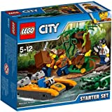 LEGO - 60157 - City Jungle Explorers - Starter set della Giungla