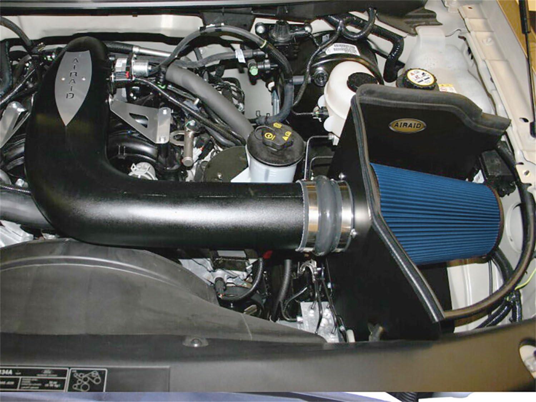 Airaid 202-197 AIRAID Cold Air Dam Intake System